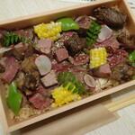 もんもん - 肉チラシ