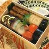 割烹竹万 - 料理写真:押し寿司