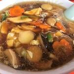 大龍 - 料理写真:大龍麺!美味い♬