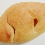 aLzo - きな粉のクリームパン(\140、2012年5月)
