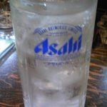 居酒屋 連 - まあるい氷がかわいい