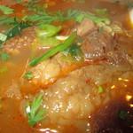 松柏 - 台湾牛肉麺アップ
