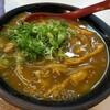 なんばうどん - 料理写真:カレーうどん350円