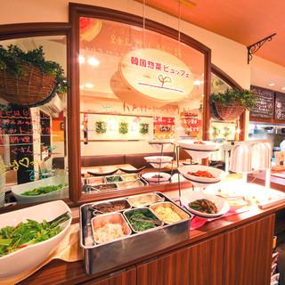 大丸・旧居留地で韓国料理ランチはいかが?