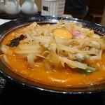 中央軒 - 辣チャンポン