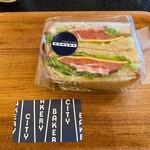 133148705 - BLTサンドイッチ♡パンが美味しいとサンドも美味しい♡