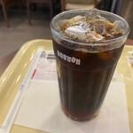Dotorukohishoppu - アイスコーヒー
