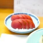 お料理 琢磨 - トマト