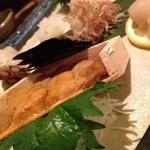 水魚 - お刺身盛り合わせ