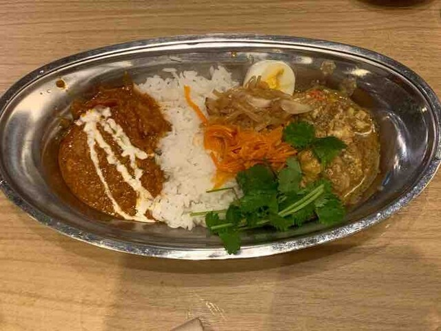 鍋とスパイス料理 オニカワラ 渋谷店の料理の写真