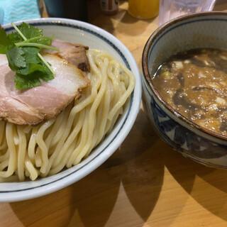 煮干麺 新橋 月と鼈