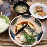 オアシス - 和食(鯖の竜田揚げ)