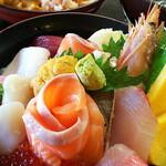 海鮮丼専門店 伊助 - 2020年7月14日