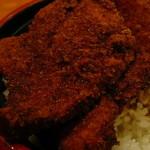 敦賀ヨーロッパ軒 - カツ丼