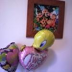 スイーツナカムラ - ほっこり笑顔になれる壁の絵+バルーン♡