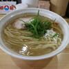 桐麺 - 料理写真:桐麺しょうゆ(780円、斜め上から)