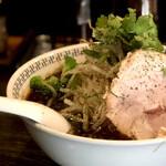 スパイス・ラー麺 卍力 - 〈2020年7月再訪・76回目〉スパイスもやしラーメン・980円