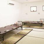 ぎょ魚蔵部 - 座敷