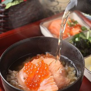 ◆マクロビオティック◆玄米&あご出汁の究極茶漬け〇20種