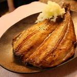 北海道食堂CAPTAIN - 脂ノリノリ♪縞ホッケ焼(丸々)◎