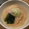 Chuukasobatouri - 料理写真:鶏白湯塩ラーメン
