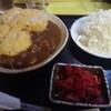 しのざき - 料理写真:カツカレーセット