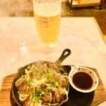 亀千人 - ステーキせんべろ