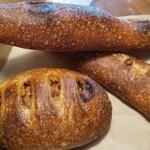 ムッシュ・ピエール - ハードパンが特におすすめ