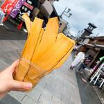 小江戸おさつ庵 - おさつチップ(塩バターソース)