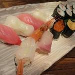 ひかり寿司 - 料理写真:特上