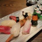 ひかり寿司 - 中