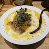 三河ラーメン 日本晴れ - 料理写真:冷製豆乳担々麺