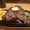 ステーキのくいしんぼ - 料理写真:これで200gです