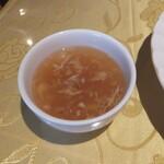 桃源郷 - スープ
