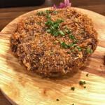 キッチンロータス - メンチカツ