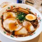 尾道ラーメン 十六番 - 料理写真:尾道ラーメン