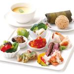 菜香新館 - 料理写真:平日限定:ランチBOX