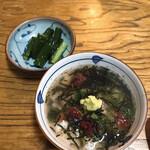 美春 - すじこ茶漬け