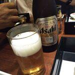 美食 米門 - ビール