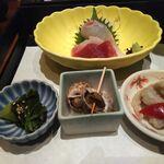 美食 米門 - 前菜&刺身