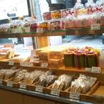133206314 - 焼き菓子コーナー