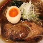 コ・ビアン - 具材アップ(醤油)