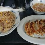 中華 八景堂 - 料理写真:注文した品々