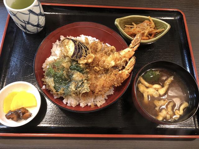 上北沢 天兼の料理の写真
