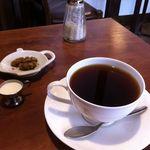 13321181 - マイルドコーヒー(黒糖?くるみ付き)
