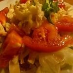 とりひげ - サラダ
