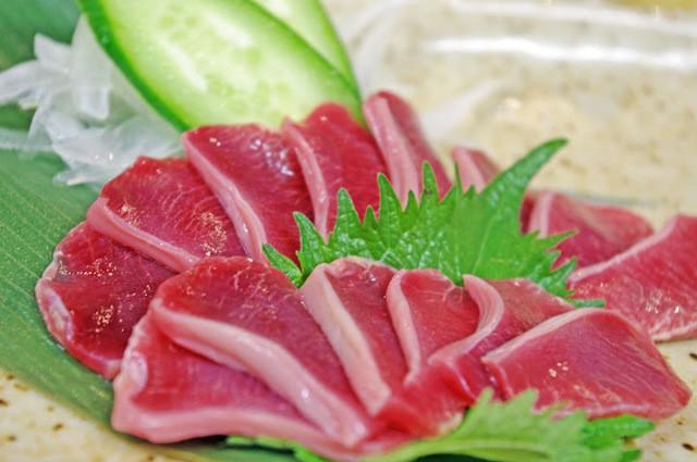 地鶏料理みやま本舗 天文館店 - 内臓系のお刺身もご用意しております。