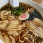 手打ちラーメン いまの家 - 料理写真:わんたんめん ¥750