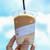 コーヒースタンド ポレポレ - ドリンク写真:2020年7月再訪:カフェラテ☆
