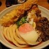 うどん居酒屋 江戸堀 - 料理写真:江戸堀ぶっかけうどん